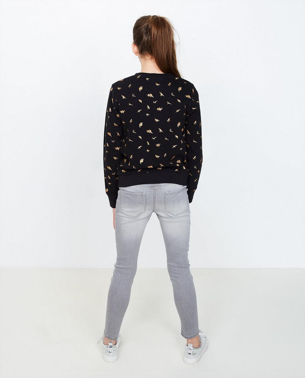 Zwarte sweater - #familystoriesjbc - JBC